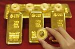 Vàng kết thúc đợt tăng giá kéo dài 4 phiên