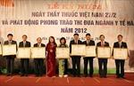 Phát động thi đua nhân Ngày Thầy thuốc Việt Nam