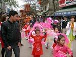 Lễ hội truyền thống làng Quỳnh Đô