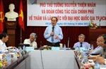 Phó Thủ tướng Nguyễn Thiện Nhân:Đại học Quốc gia cần đẩy mạnh hợp tác quốc tế giáo dục và khoa học công nghệ