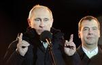 Ông Putin chính thức tái đắc cử Tổng thống Nga