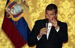 Tổng thống Correa thắng kiện tờ báo lớn nhất Êcuađo