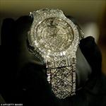 Chiêm ngưỡng đồng hồ Thuỵ Sĩ giá 5 triệu USD