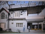 Cho thuê nhà cũ của Bin Laden