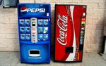 Coca-Cola và Pepsi thay đổi công thức