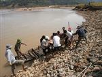 Chìm xuồng trên sông Krông Nô, 6 người chết