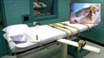 Chưa thể thi hành án tử hình bằng tiêm thuốc độc
