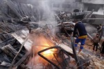 Thỏa thuận ngừng bắn tại Dải Gaza có hiệu lực