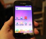 Samsung Galaxy S Blaze 4G dùng hệ điều hành Android