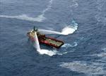 Chevron lại gặp sự cố tràn dầu