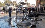 Đánh bom xe gần trụ sở Bộ Ngoại giao Irắc