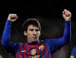 """Lionel Messi: """"Chân sút vĩ đại"""" nhất lịch sử Barcelona!"""