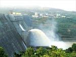 Đập thủy điện Sông Tranh 2 vẫn an toàn