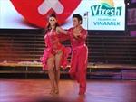 Bước nhảy Hoàn vũ 2012 Tuần 1: Minh Quân dẫn đầu