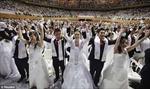 Đám cưới tập thể với 2.500 cặp