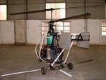 Kỹ sư ô tô chế tạo... trực thăng