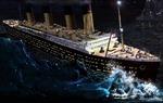Chuyến tàu tái hiện bi kịch Titanic