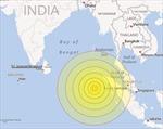Động đất 8,9 độ richter, Inđônêxia cảnh báo sóng thần