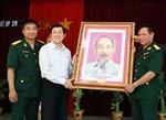 Chủ tịch nước thăm và làm việc tại tỉnh Điện Biên