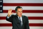 Bầu cử Mỹ: Ông M. Romney rút ngắn khoảng cách với Tổng thống Obama