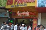 Cướp tiệm vàng táo tợn tại Hà Nội