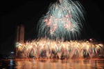 Rực rỡ sắc màu đêm trình diễn pháo hoa quốc tế Đà Nẵng 2012