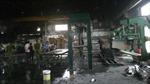 Cháy tại KCN Thụy Vân, thiệt hại hàng tỉ đồng