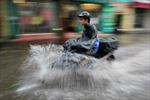 Hà Nội ngập sau trận mưa kéo dài