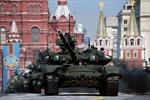 Lễ tổng duyệt cho Ngày Chiến thắng của Nga