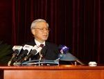 Tổng Bí thư Nguyễn Phú Trọng: Phát huy cao độ tinh thần trách nhiệm trước sự phát triển bền vững của đất nước