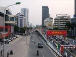 Hà Nội phân luồng xây cầu vượt Lê Văn Lương-Láng