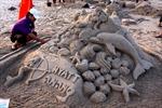 Sinh động thế giới tượng cát