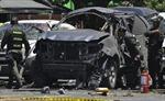 Hai người chết trong vụ ám sát hụt cựu Bộ trưởng Nội vụ Côlômbia