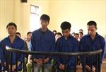 117 tháng tù cho côn đồ chém trọng thương nhà báo