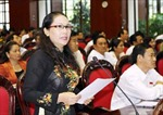 Kỳ họp thứ 3, Quốc hội khóa XIII: Thảo luận hai dự án luật
