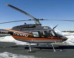 Cụ bà 99 tuổi 'cưỡi' trực thăng mừng sinh nhật