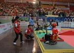 Khen thưởng các đội robot Trường ĐH Lạc Hồng