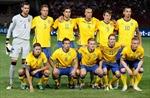 Ucraina-Thụy Điển: Bài toán khó cho chủ nhà