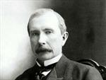 """""""Vua dầu lửa"""" Rockefeller-Kỳ 1: 50 đôla lãi 7%"""
