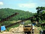 Khai thác cát sông vẫn tràn lan ở Thừa Thiên - Huế