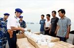 Bắt giữ tàu vận chuyển mỹ phẩm nhập lậu