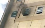 Hỏa hoạn tại Cục thuế, nhân viên hoảng loạn