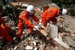 110 người thương vong do động đất ở Trung Quốc