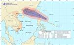 Bão Doksuri đang tiến gần Biển Đông