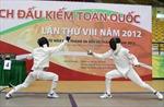 Giải đấu kiếm toàn quốc 2012