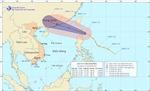 Bão Doksuri đi vào khu vực đông bắc Biển Đông