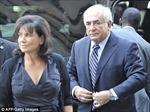Cựu Tổng giám đốc IMF Strauss-Kahn bị vợ 'đá'