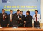 Lockheed Martin bàn giao vệ tinh VINASAT 2 cho VNPT