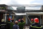 Sơ tán khẩn cấp 14 cháu nhỏ trong vụ hỏa hoạn ở TP.HCM