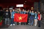 Việt Nam tham gia Olympic Toán quốc tế tại Argentina